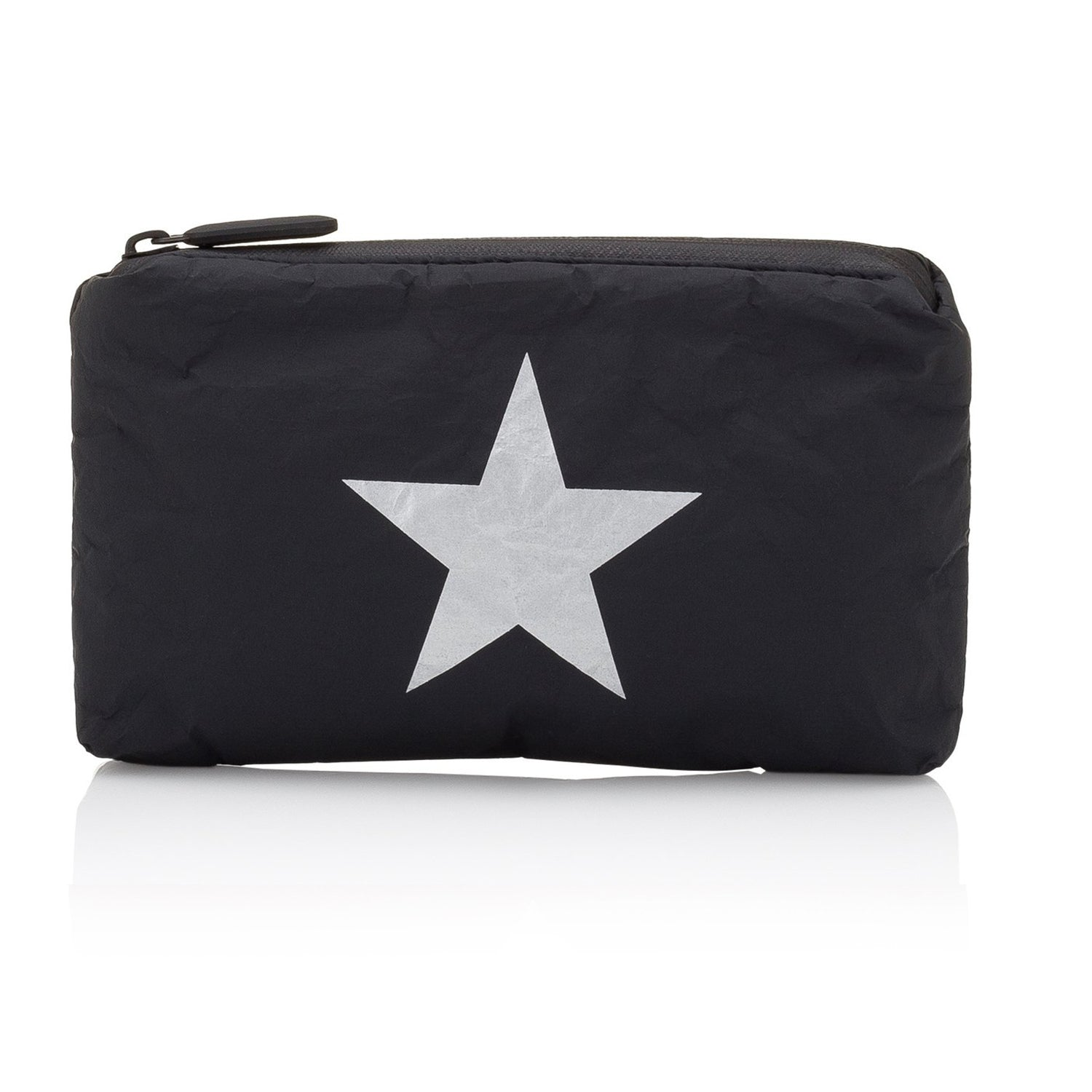 Mini Padded Pack - Black with Silver Star
