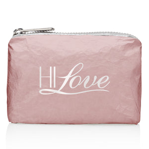 "Mini Pack - Shimmering Pink Sands with White ""Hi Love"""