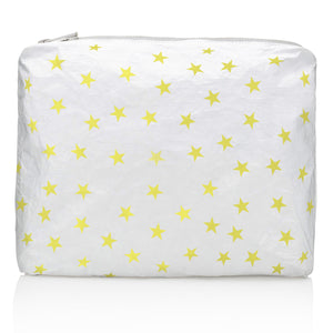Medium Pack - Shimmer White with Myriad Lemon Fizz Stars