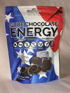 Pure Chocolate Energy chews (30 count)