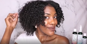 The Secret Sauce To A Fluffy, Voluminous Twist Out On Natural Hair