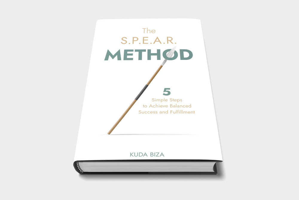 The S.P.E.A.R Method Book - available now
