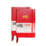#ThisIsMyEra 90 Day Planner - Red