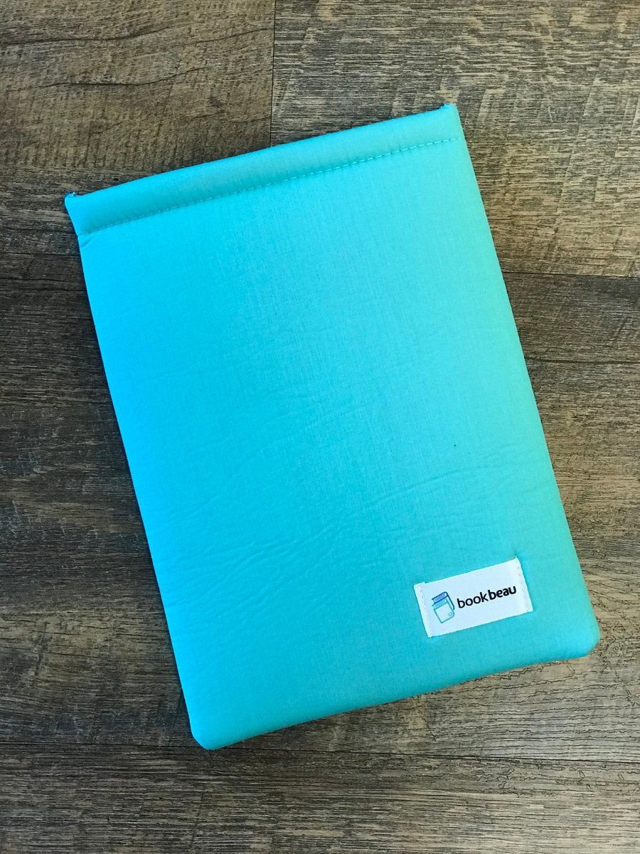 Mirage Blue - Planner Sleeve
