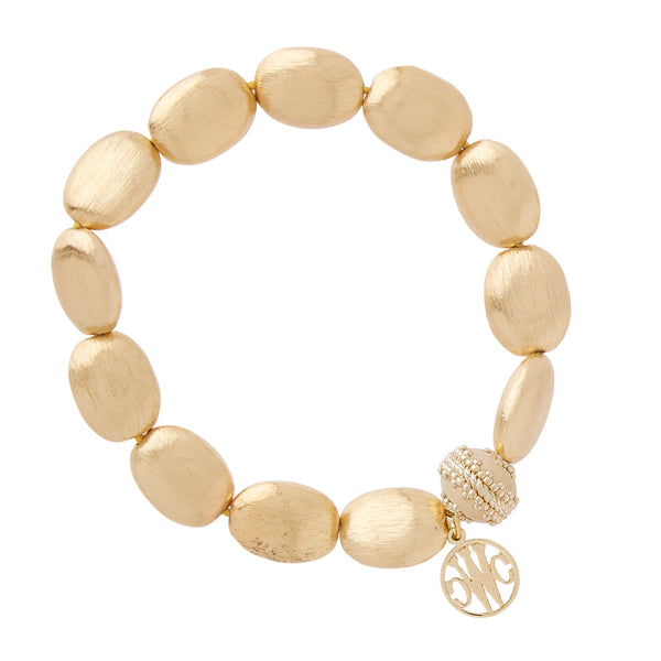 Gold Rush Stretch Bracelet