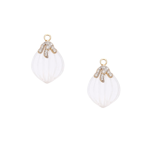 18K Mini Seaside Earring Drops