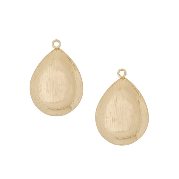 Gold Rush Earring Drops
