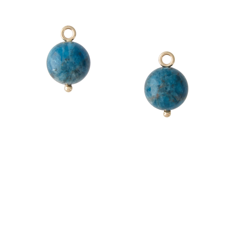 Victoire Apatite 10mm Earring Drops