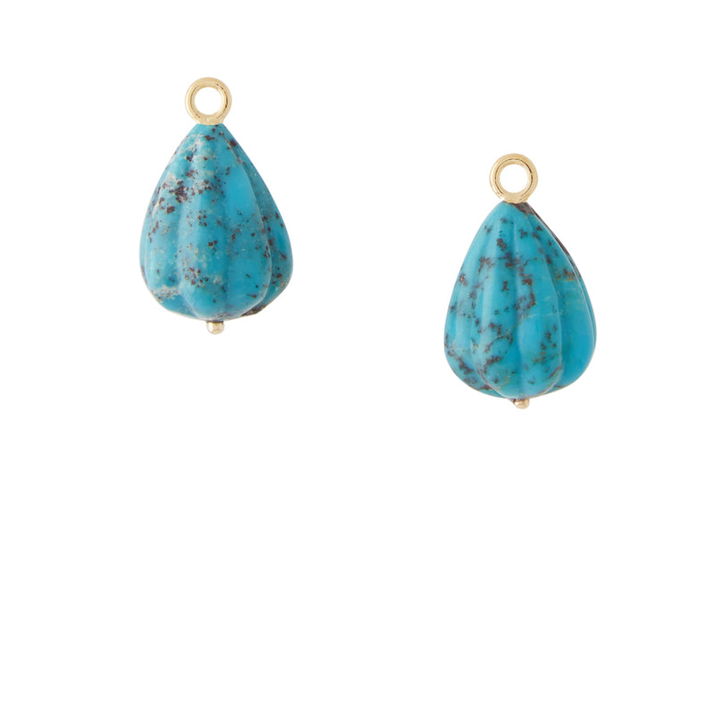 Turquoise Earring Drops