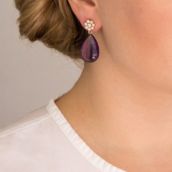 Helen Teardrop Earring Drops