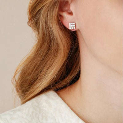 The Mini Marquee Earrings