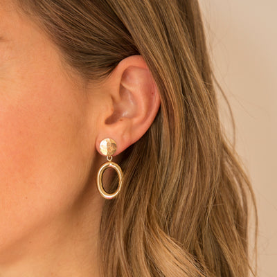 Gold Coast Earring Drops
