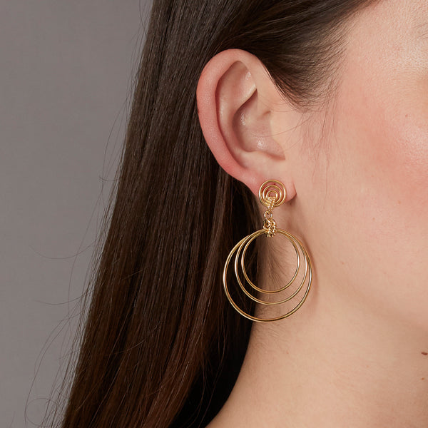 Orbit Earring Drops