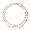 The Duet Pearl Necklace