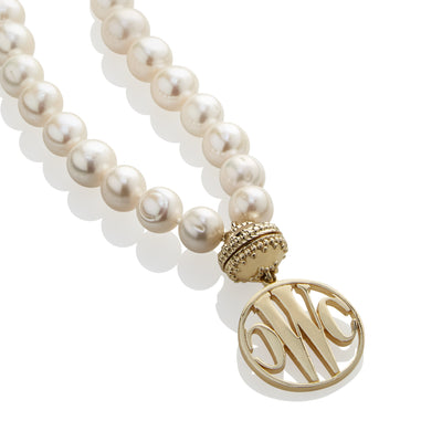 Molly Monogram Tag
