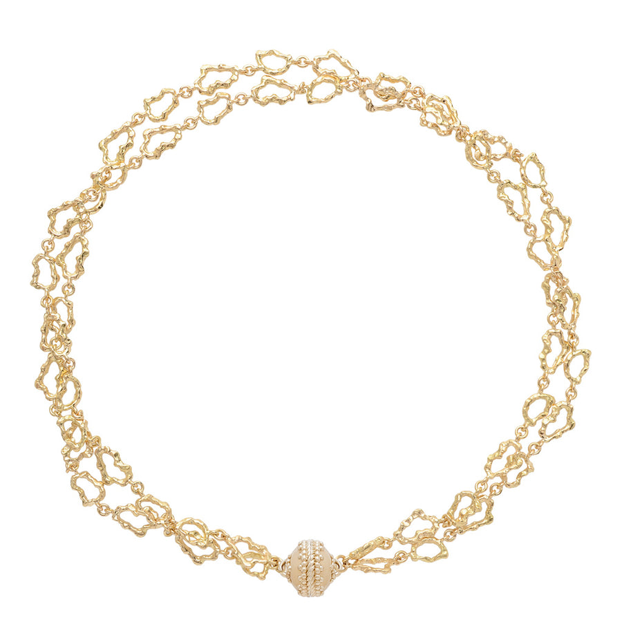 The 18K Seaside Necklace