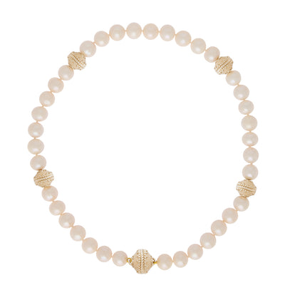Signature Pearl Necklace