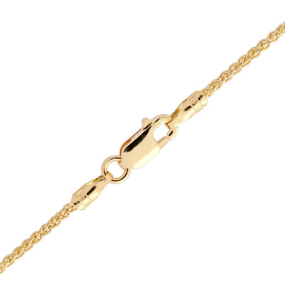 18k Yellow Gold Jewelry Lobster Clasp