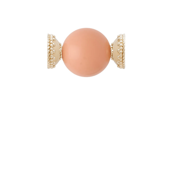 Victoire Peach 20mm Centerpiece