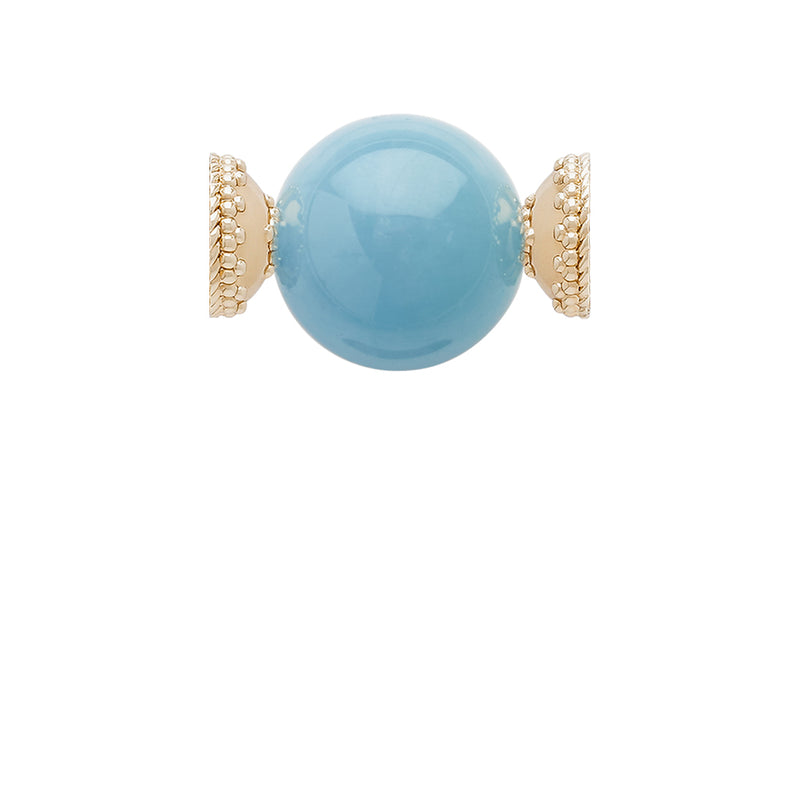 Victoire Aquamarine 20mm Centerpiece
