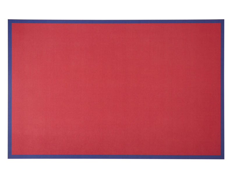 Navy Dharma Reversible Placemats, Set of 12