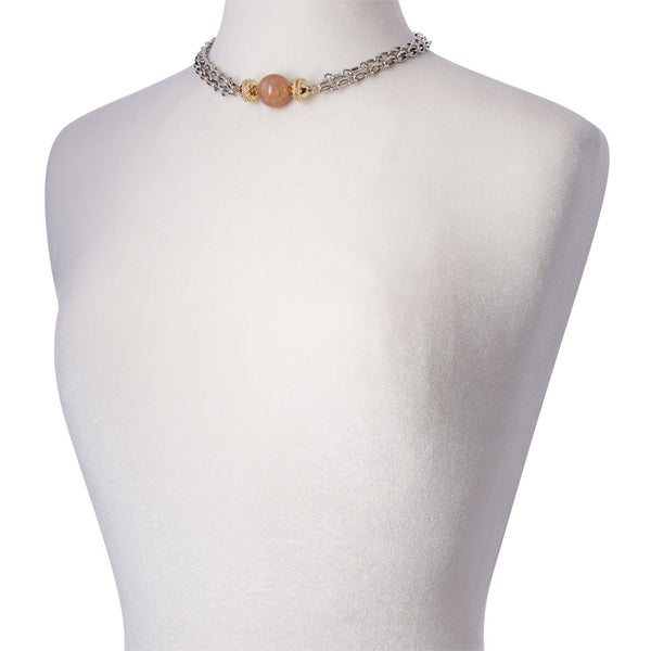 Madison Double Strand Necklace