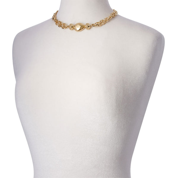 Sheridan Double Strand Necklace