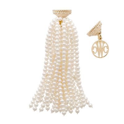 The White Pearl Tassel
