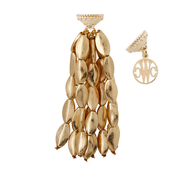 Gold Rush Tassel