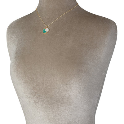 "18K 18"" Necklace Chain"