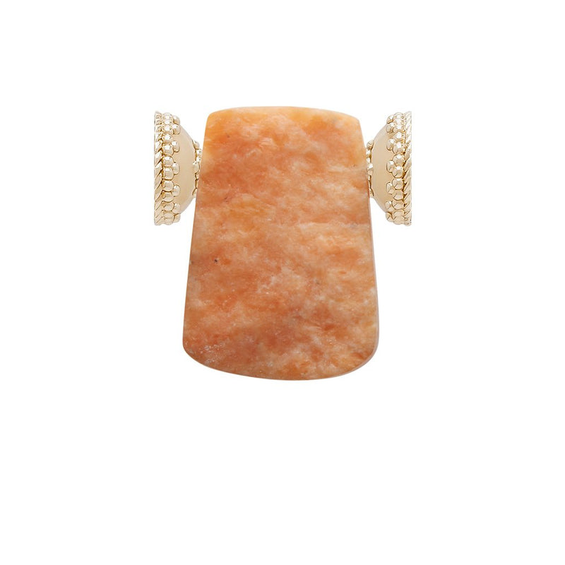 Orange Calcite Centerpiece