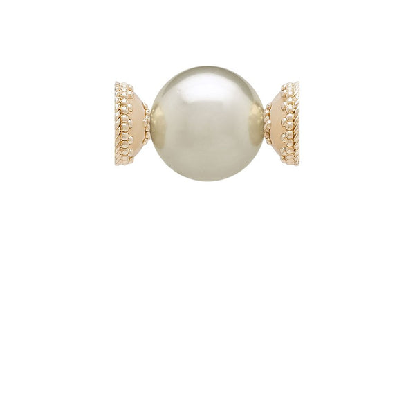 Victoire White Shell Pearl 20mm Centerpiece