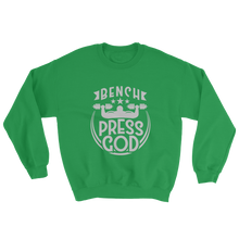 Bench Press god Sweatshirt