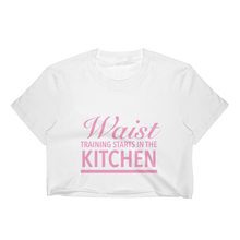 Kitchen Crop Pink