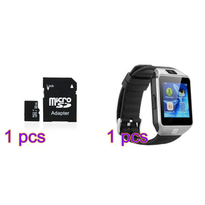 Bluetooth Smartwatch with SIM Card and TF Card for Android/iPhones