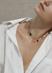 Charms Necklace - Trine Tuxen Jewelry