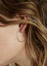 Load image into Gallery viewer, Snail Spiral Earring - Trine Tuxen Jewelry