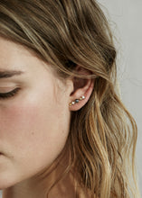 Load image into Gallery viewer, Triple Stud - Trine Tuxen Jewelry