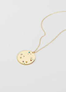 All Birthstone Necklace - Trine Tuxen Jewelry