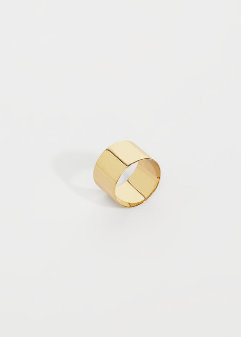 Cylinder Pinky Ring - Trine Tuxen Jewelry