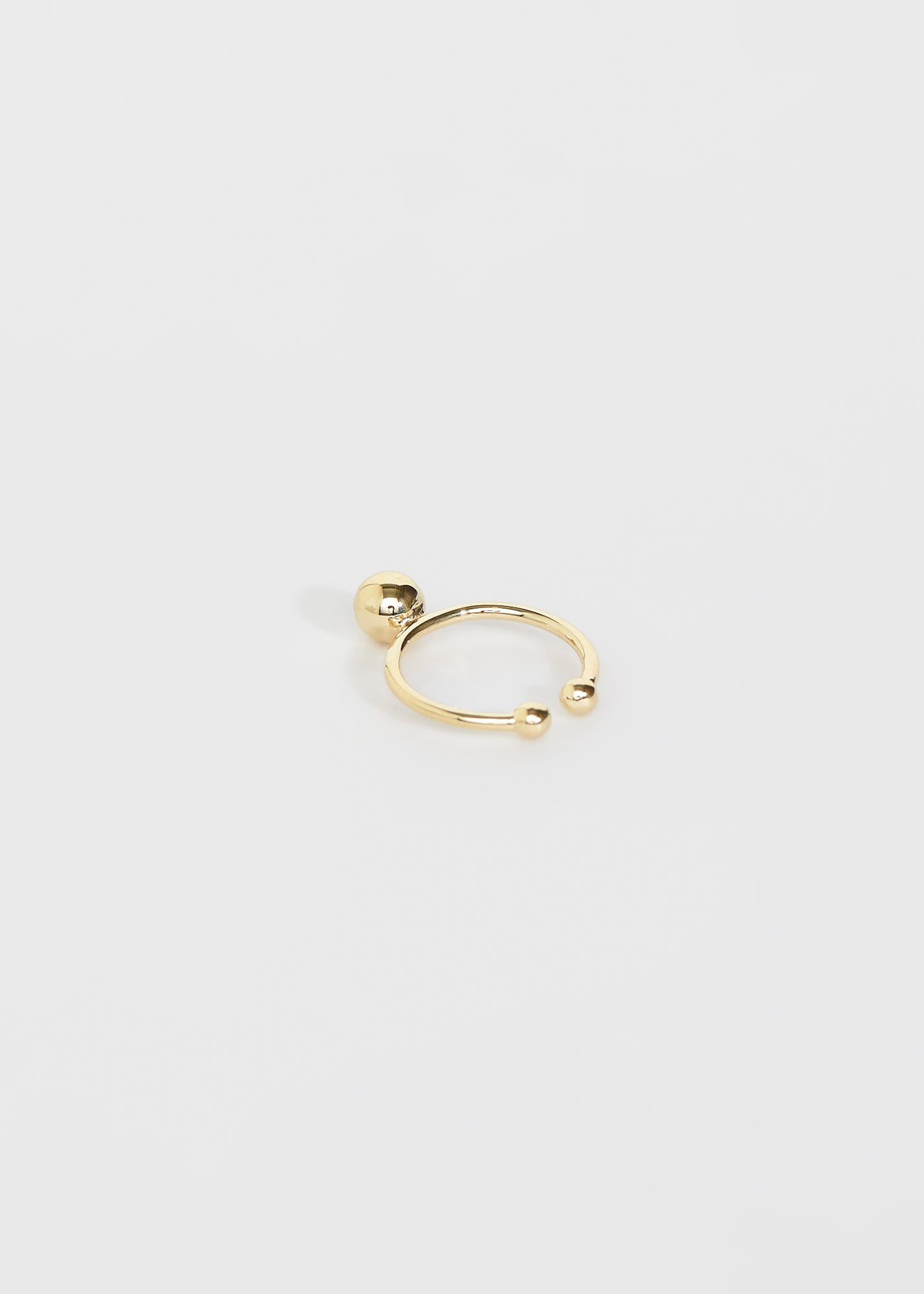 Ear Bullet II - Trine Tuxen Jewelry