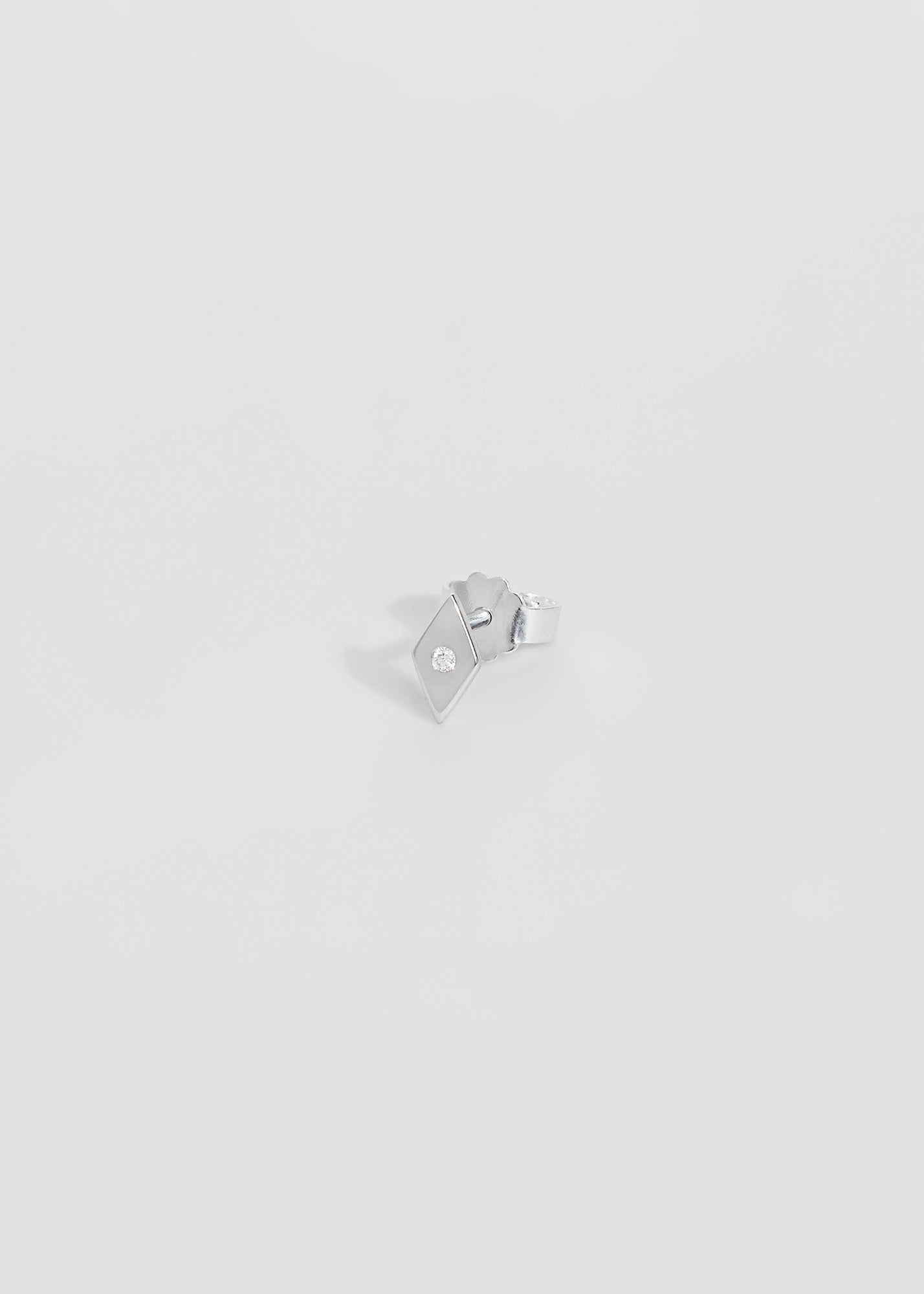 Harlekin Diamond Stud - Trine Tuxen Jewelry