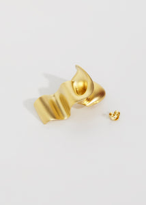 Large Ribbon Earring - Trine Tuxen Jewelry
