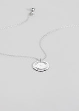 Load image into Gallery viewer, Logo Diamond Necklace - Trine Tuxen Jewelry