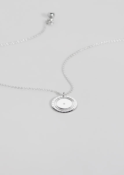 Logo Diamond Necklace - Trine Tuxen Jewelry