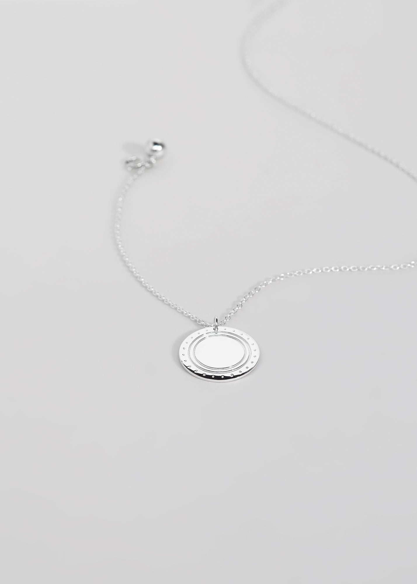 Logo Necklace - Trine Tuxen Jewelry