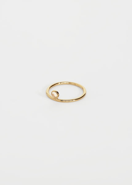 Moon Ring - Trine Tuxen Jewelry