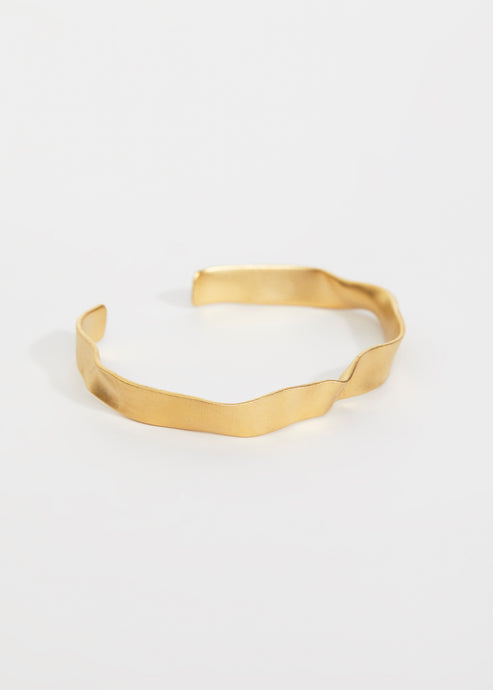 Ribbon Bangle - Trine Tuxen Jewelry
