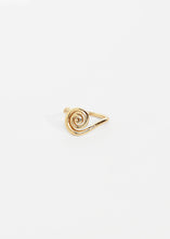 Load image into Gallery viewer, Snail Ring