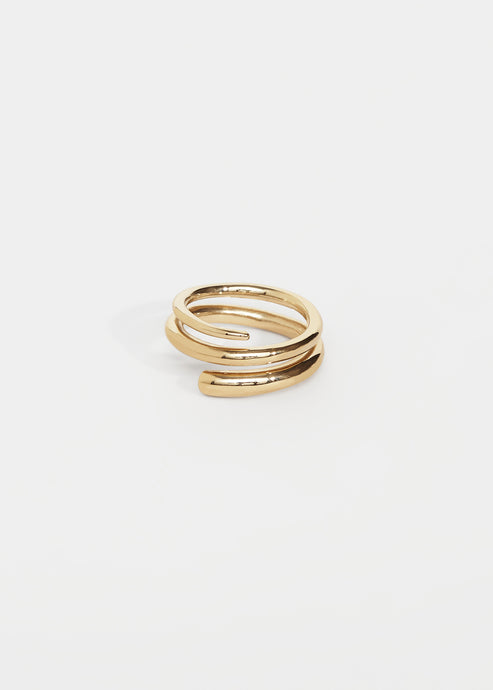 Spiral Ring III - Trine Tuxen Jewelry